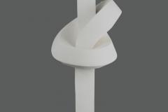 Stroming 1, Gips, 64 cm